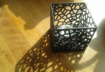 Voronoi Tealight Holder